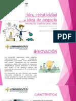 Innovación, creatividad
