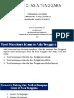 Islam Di Asia Tenggara