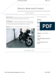 13889275 Build a Electric Motorcycle