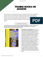 Forex Trading Books on Amazon2