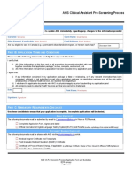 If Hp Phys CA App Form Guidelines