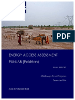 Energy Access Assesment_Pakistan