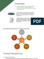 New neurotics cloud computing