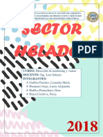 Analisis - Helados