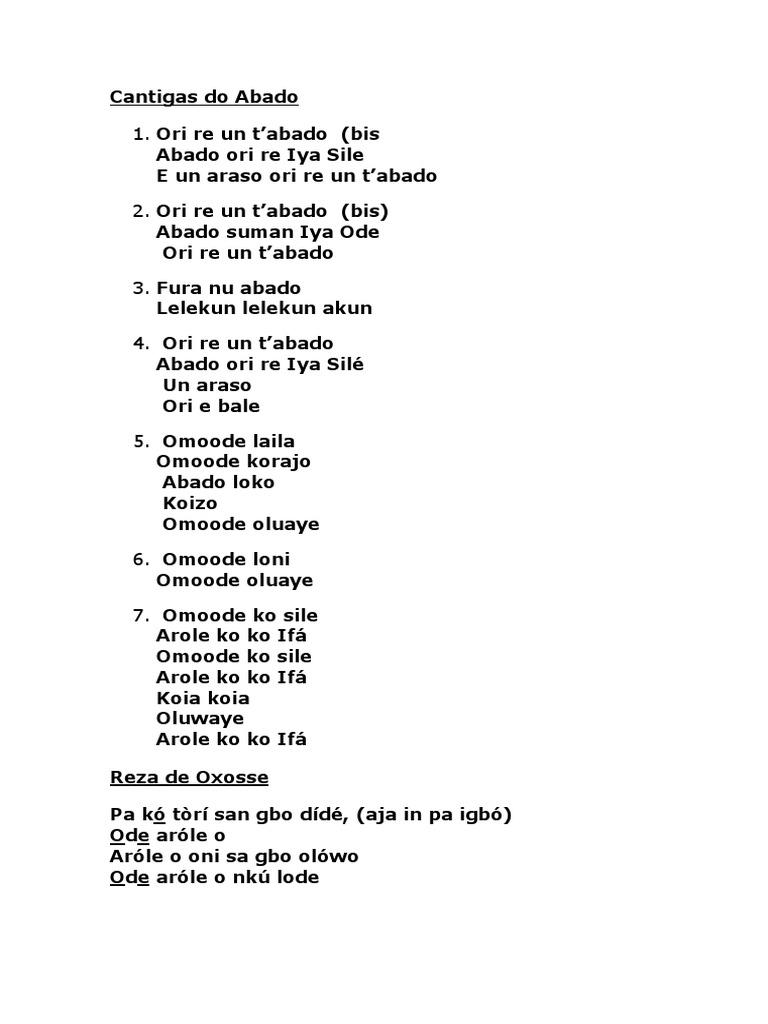 Cantigas do Abado docx