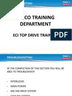 12. ECI II Troubleshooting