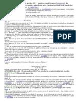 Ordinul Nr 1298-2011 Privind Autorizatia de Mediu