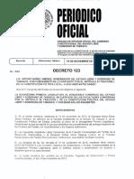 Ley Entrega Recepcion