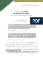 Chile Grupos de Presión