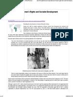 Pan-africanism, women...