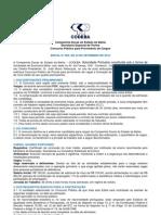 Codeba Edital 2 (guarda portuário)