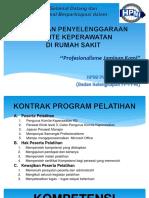 1. Kontrak Program Pelatihan Komite