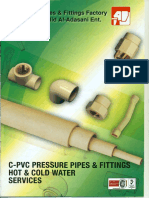CPVC Catalogue