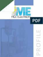 Profil Teknologi ME Milk Electricity Ind-Eng