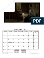 Sherlock Ing Calendar