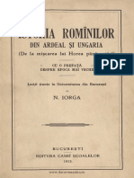 Istoria românilor din ardeal  - Nicolae Iorga.pdf