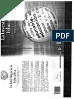 3 La Investigacion Educativa