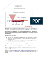 Extrusionandinjectionmoldingofpolymers.docx