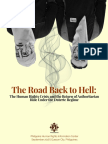 The Road Back to Hell