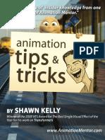Animation Tips Tricks