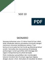 SGD 10