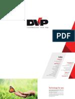 Catálogo DVP Brasil