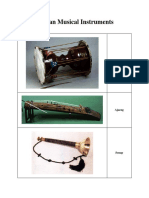 Korean Musical Instruments