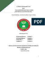 askep efusi pleura dan Pneumonia.docx
