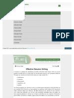 Www Tutorialspoint Com Effective Resume Writing Htm