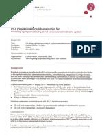 Projektinitieringsdokument Azets Print