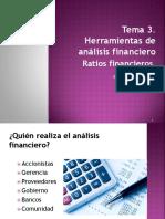 Tema 3. Indicadores Financieros I14