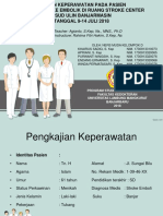 Askep Kelompok D Rg Stroke Center