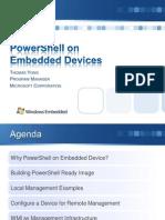 UsingWindowsPowershellonEmbeddedDevices-Yong
