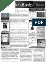 Good News Weekly - Vol 1.15 - Sept. 24-Sept. 30, 2010