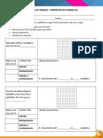 guiade Trabajo Perimetro de Figuras 2D