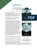 Matrix e a Filosofia