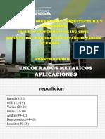 ENCOFRADOS METALICOS.