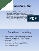 Leukemia Limfositik Akut intervensi.pptx