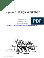 105757627 Propeller Design Workshop Part I