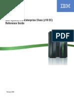 IBM System z10 Enterprise Class (z10 EC)