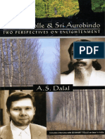 Eckhart Tolle and Sri Aurobindo - AS Dalal