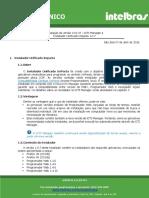 Procedimento Instalação ICTI e Instalador Unificado Intelbras Impacta