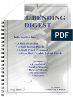 Roll Bending Digest