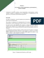 Informe 2 Automatización de Semáforos, Estacionamientos
