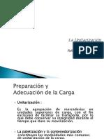 9na Sem La Unitarización- Los Pallets - Los Contenedores