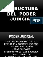 Estructura Del Poder Judicial