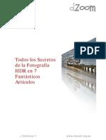 Todos Los Secretos de La Fotografia HDR