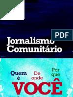 Jornalismo Comunitário 2015