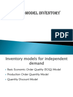 Slide-MPO-8 Inventory & Reliabilitas