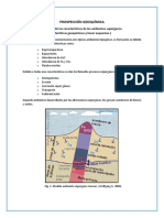 Informe 1 Prospeccion Geoquímica Aplicada